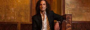 Kenny G at Thornton Winery Champagne Concert Series