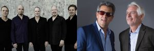 Rippingtons | Marc Antoine & David Benoit at Thornton Winery Champagne Jazz Concert Series