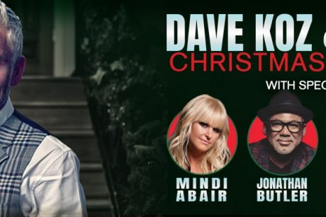 Dave Koz Christmas Tour Header 2018