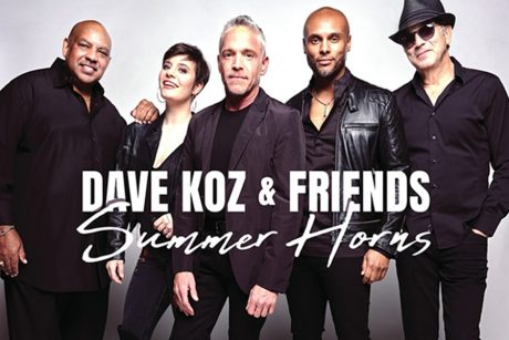 Dave Koz and Friends Summer Horns Artist Photo